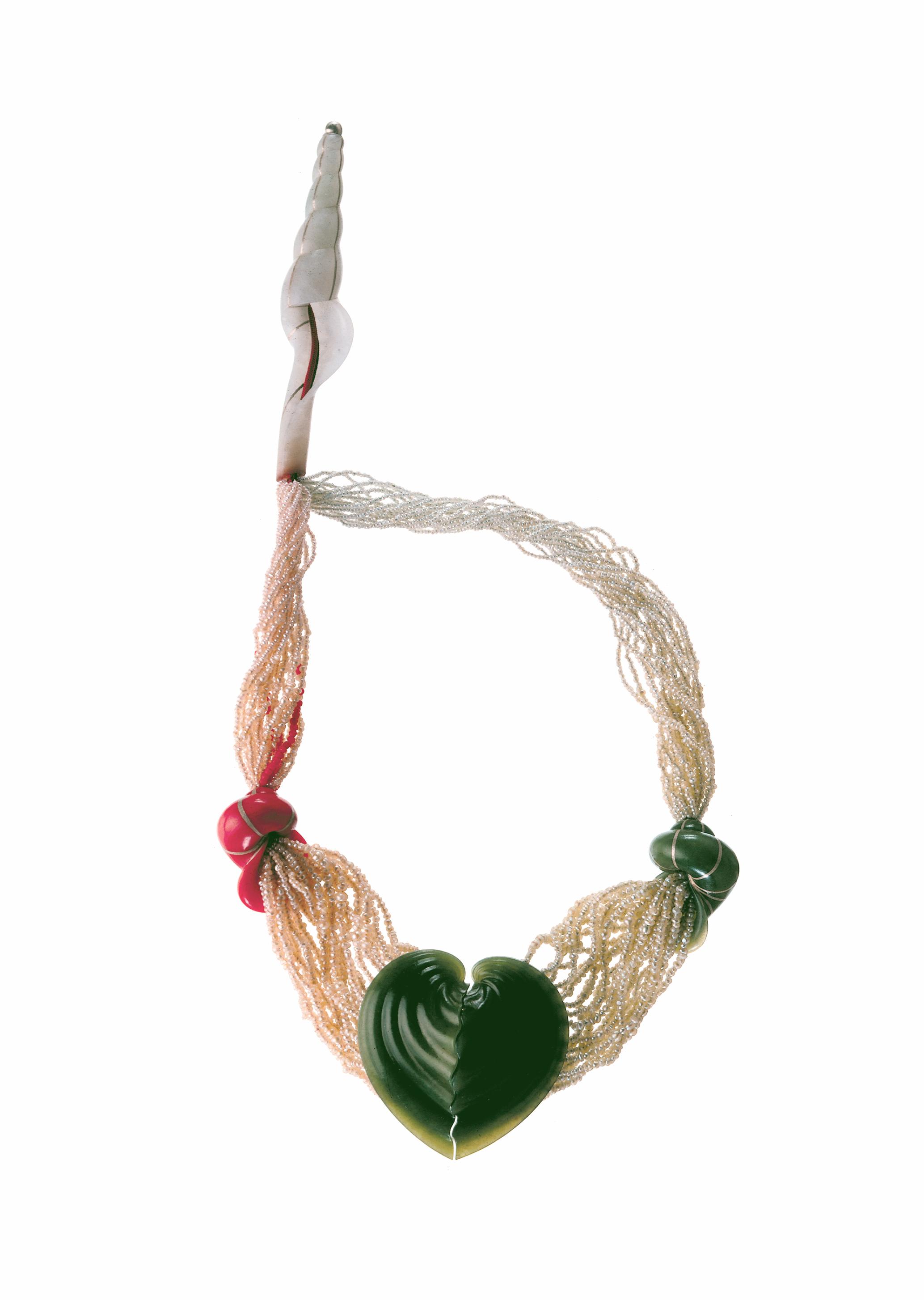 V&A Shell Necklace 1990
