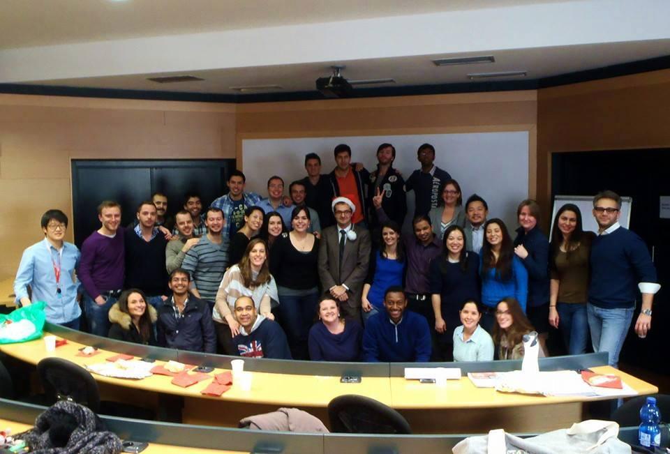Last day MBA 2013