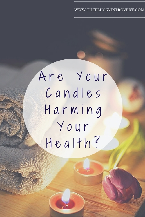 are candles bad for you?