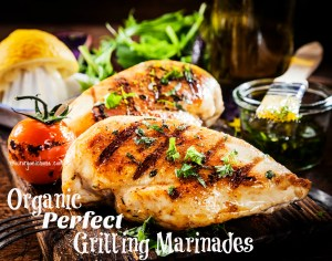 grilling marinades with essential oils