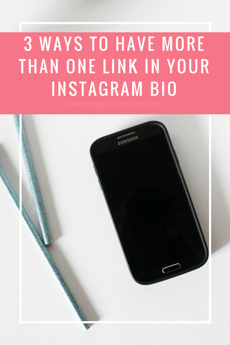 Great list of tools that let you put more than one link in your Instagram bio (which turns out is really important for marketing on Instagram the right way!)