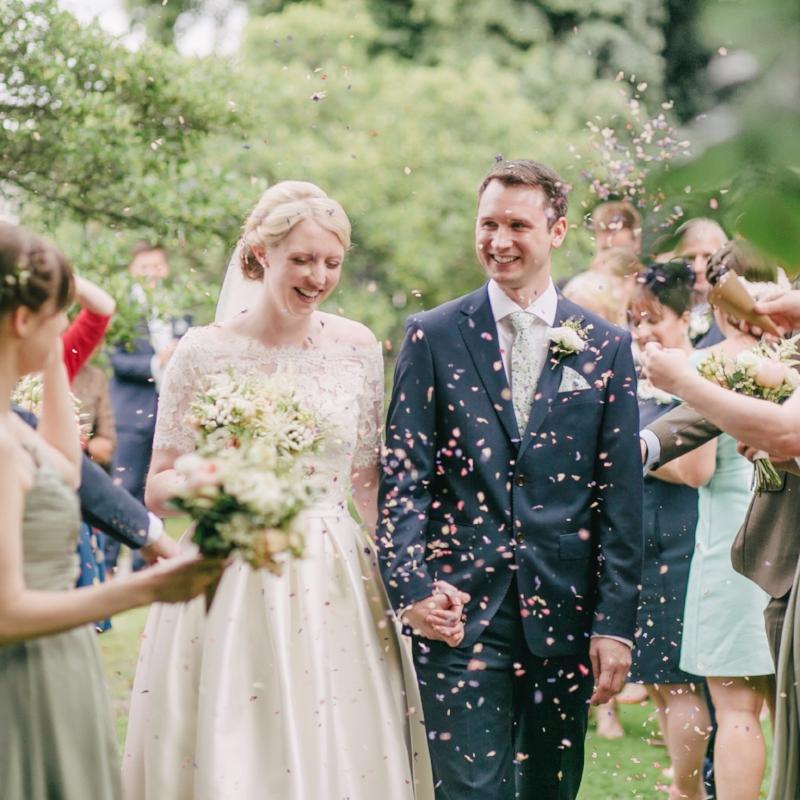 Easy wedding vendor website