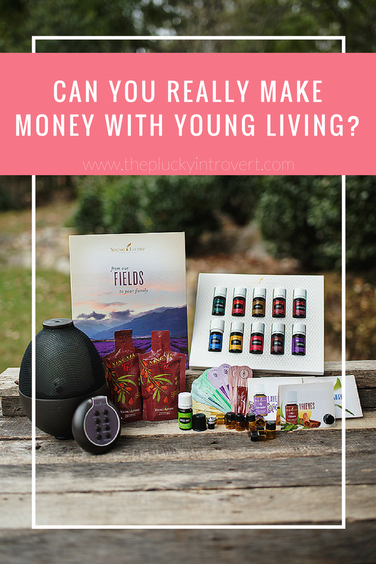 make money with young living