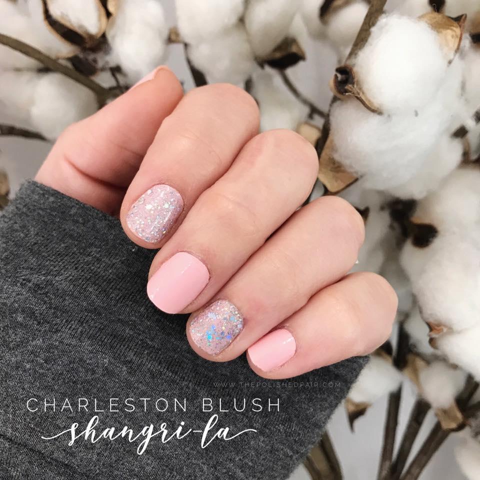 Charleston Blush - + Shangri-La