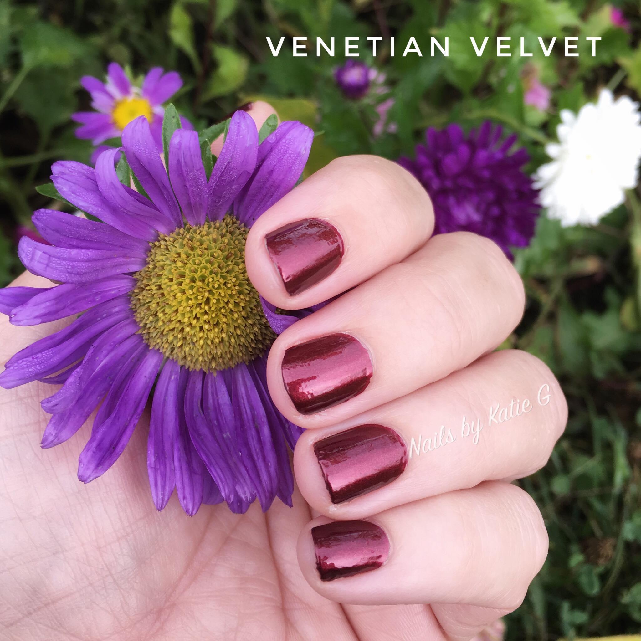 Venitian Velvet -