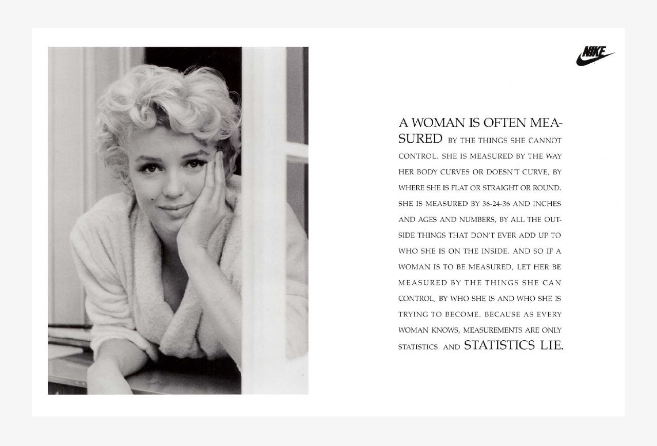Charlotte Moore Nike Women Marilyn