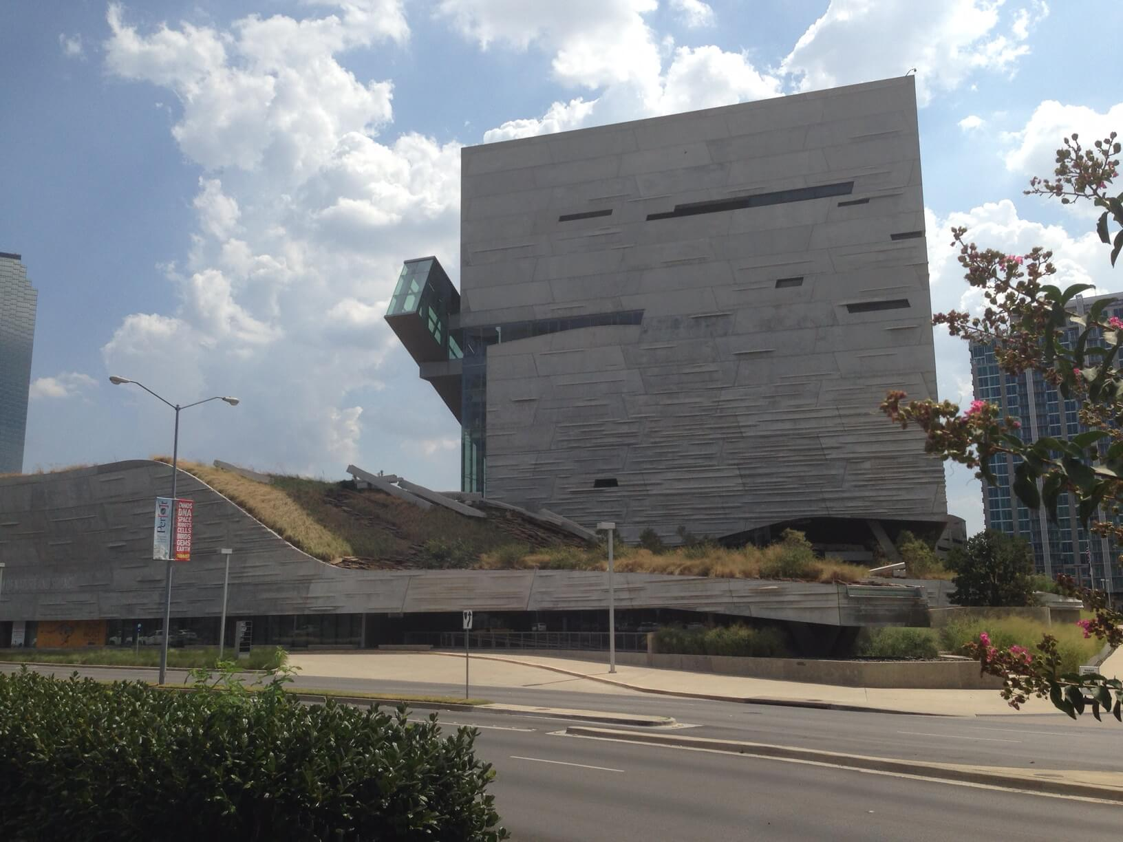 Perot Museum - Dallas