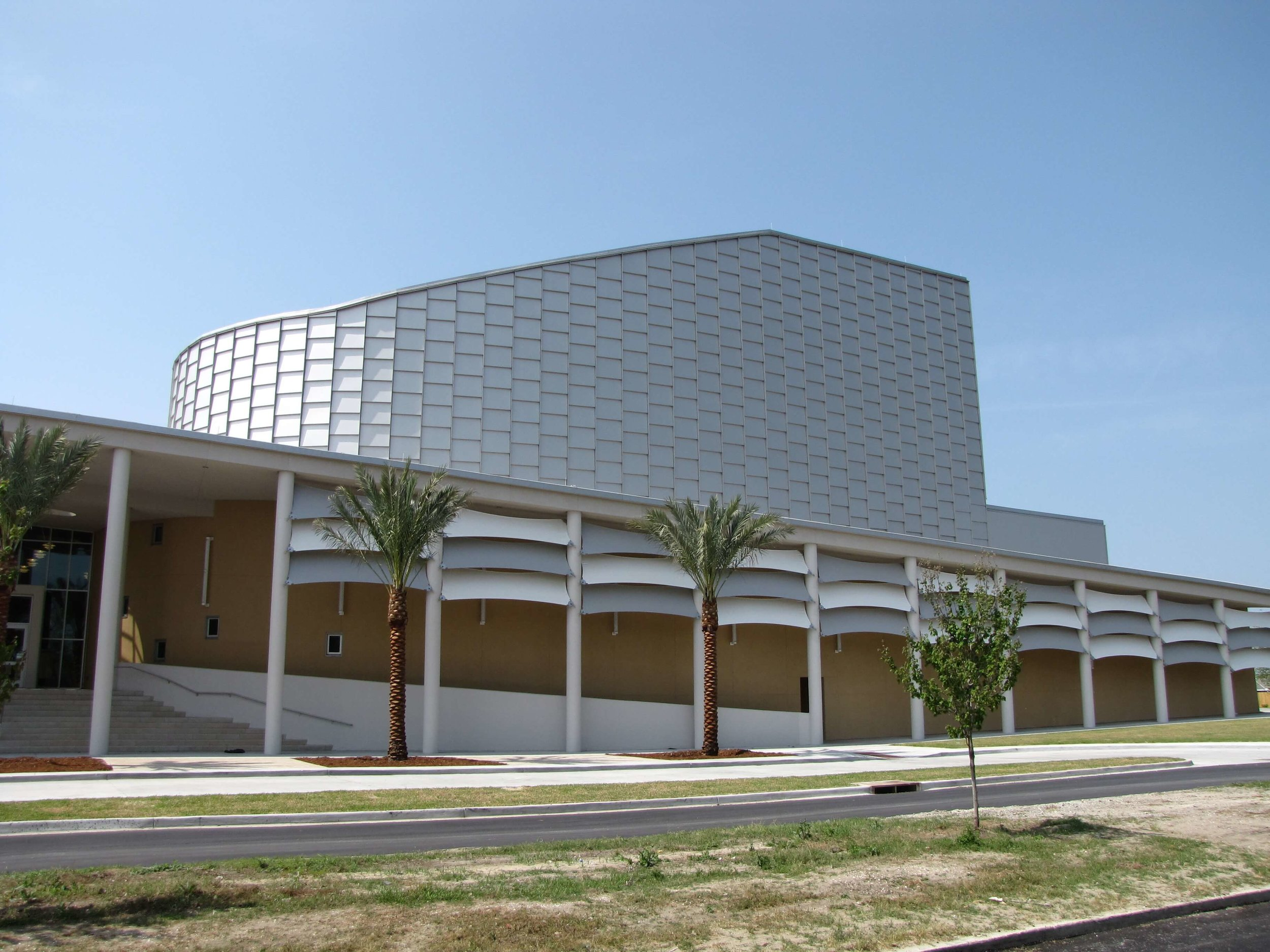 St. Bernard's Parish Cultural Center – New Orleans, LA