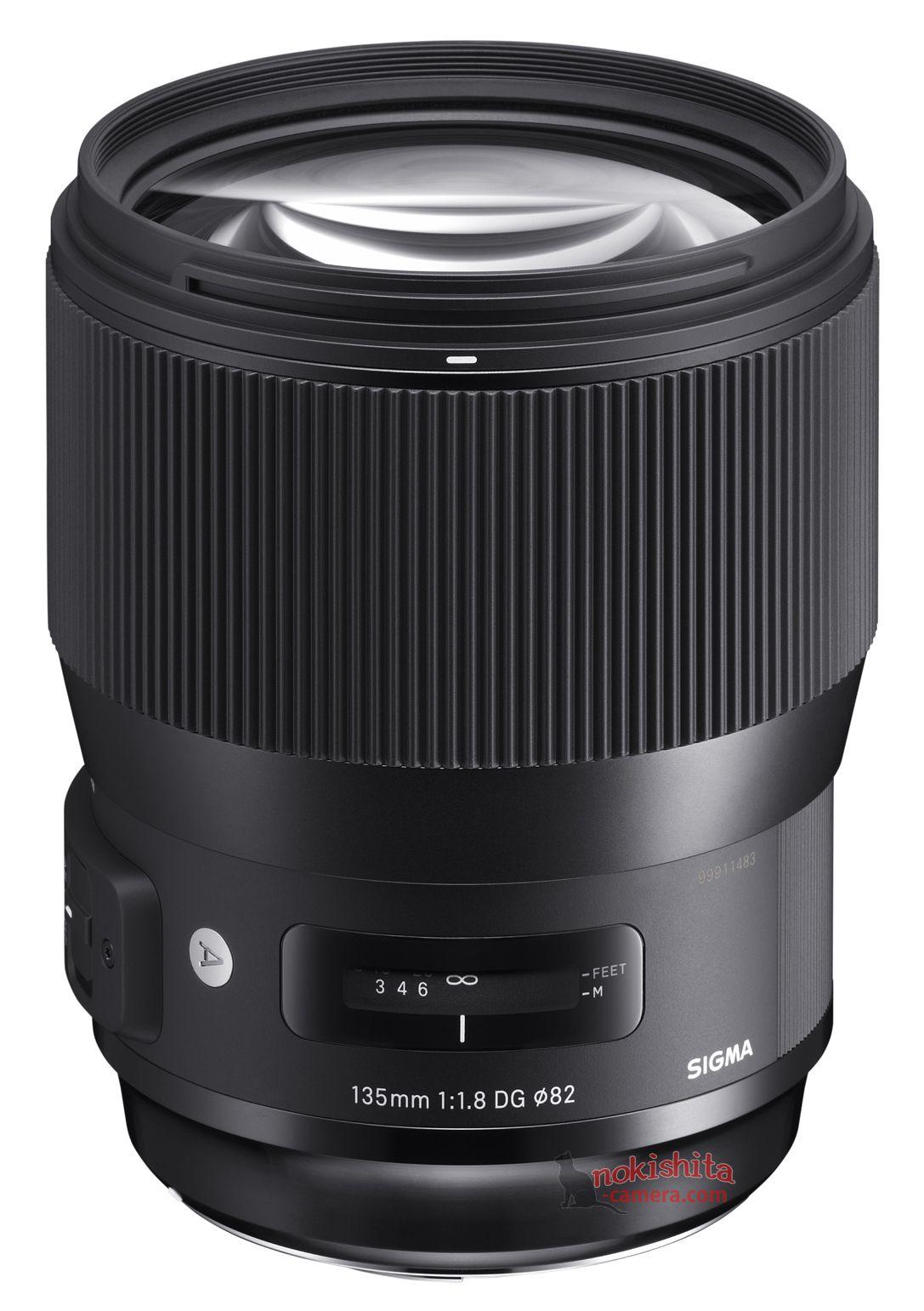 Sigma 135mm 1.8 Art