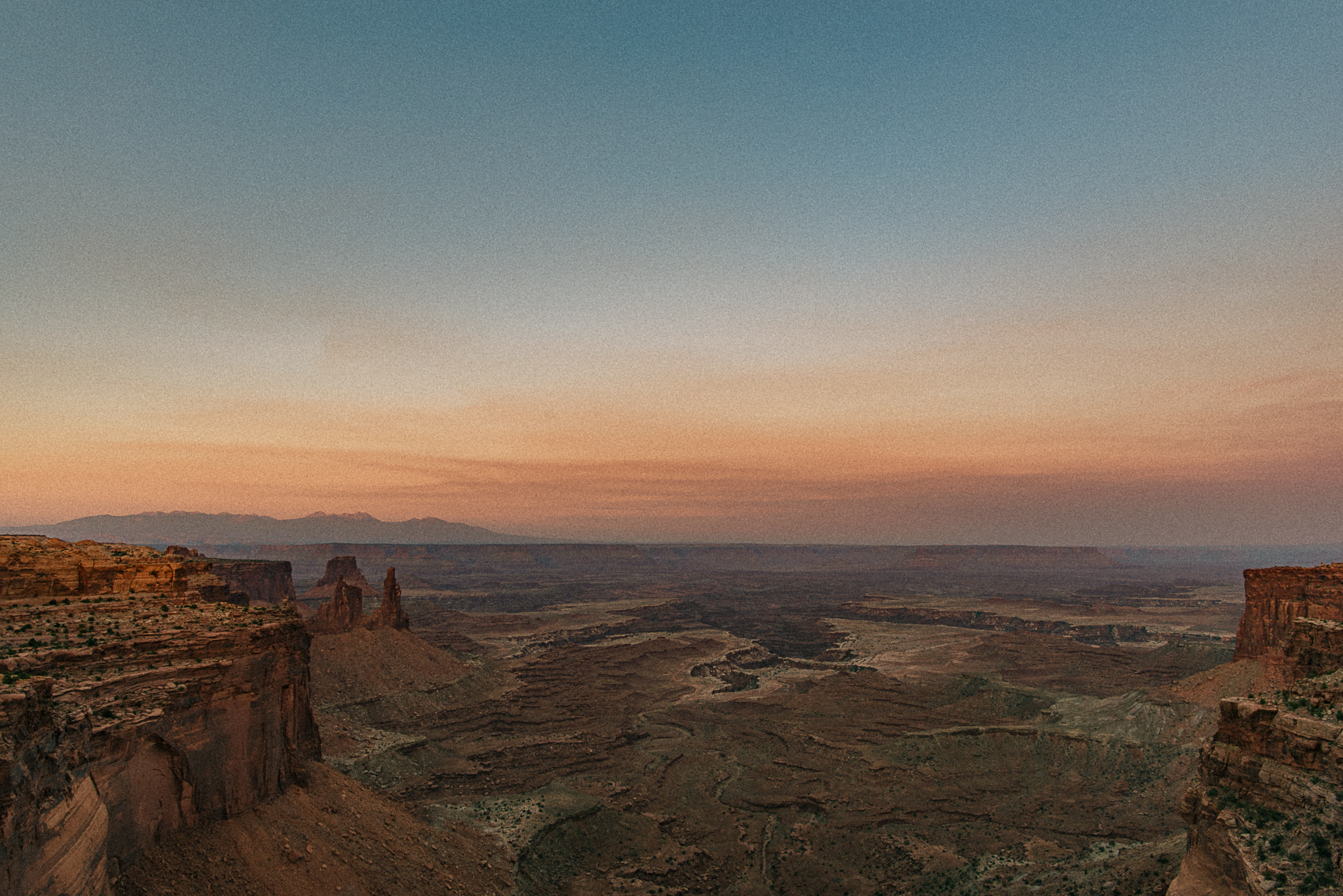 Canyonlands Nikon D750 20mm 1.8 f/8 1/80 sec ISO 400