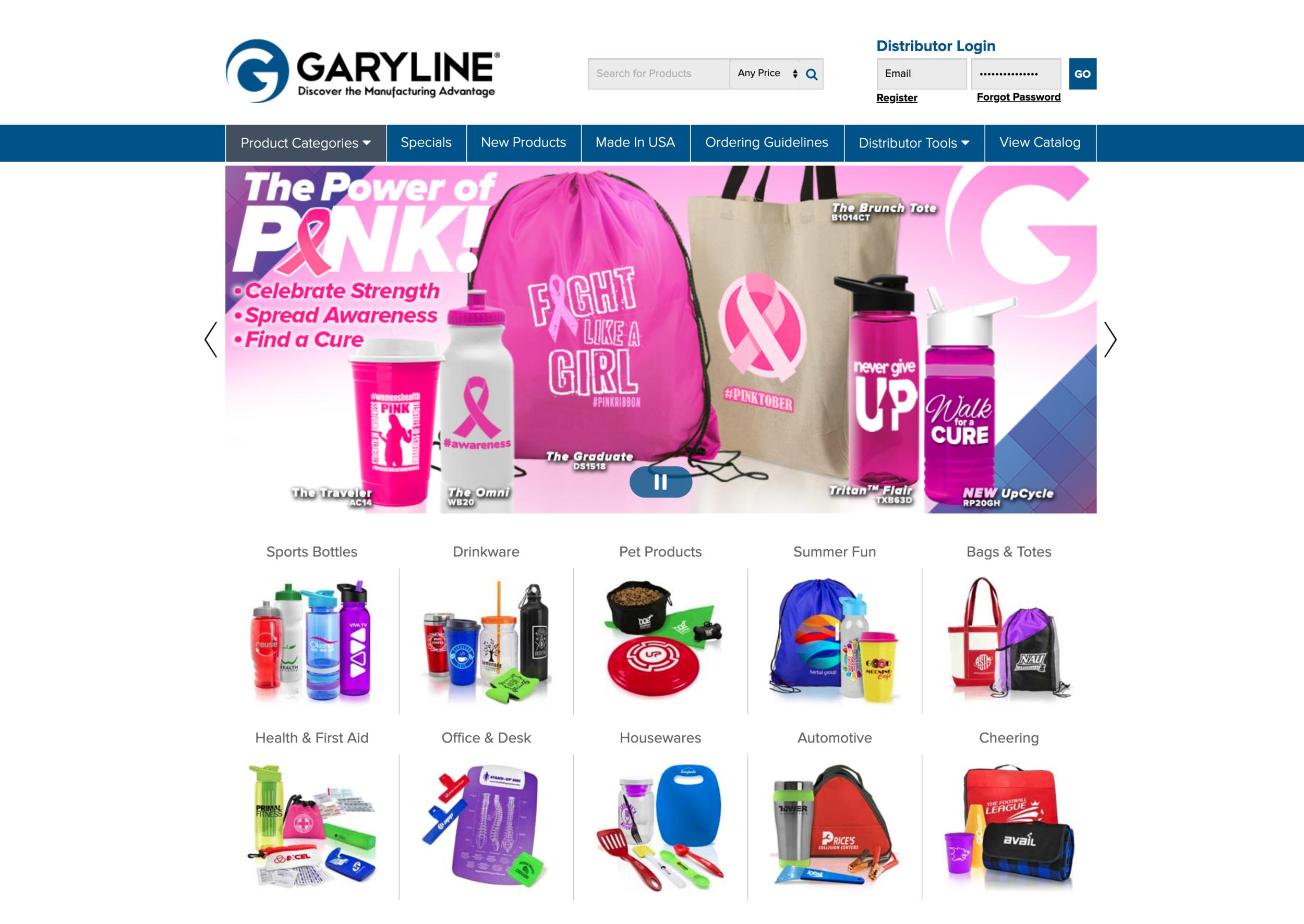 Garyline