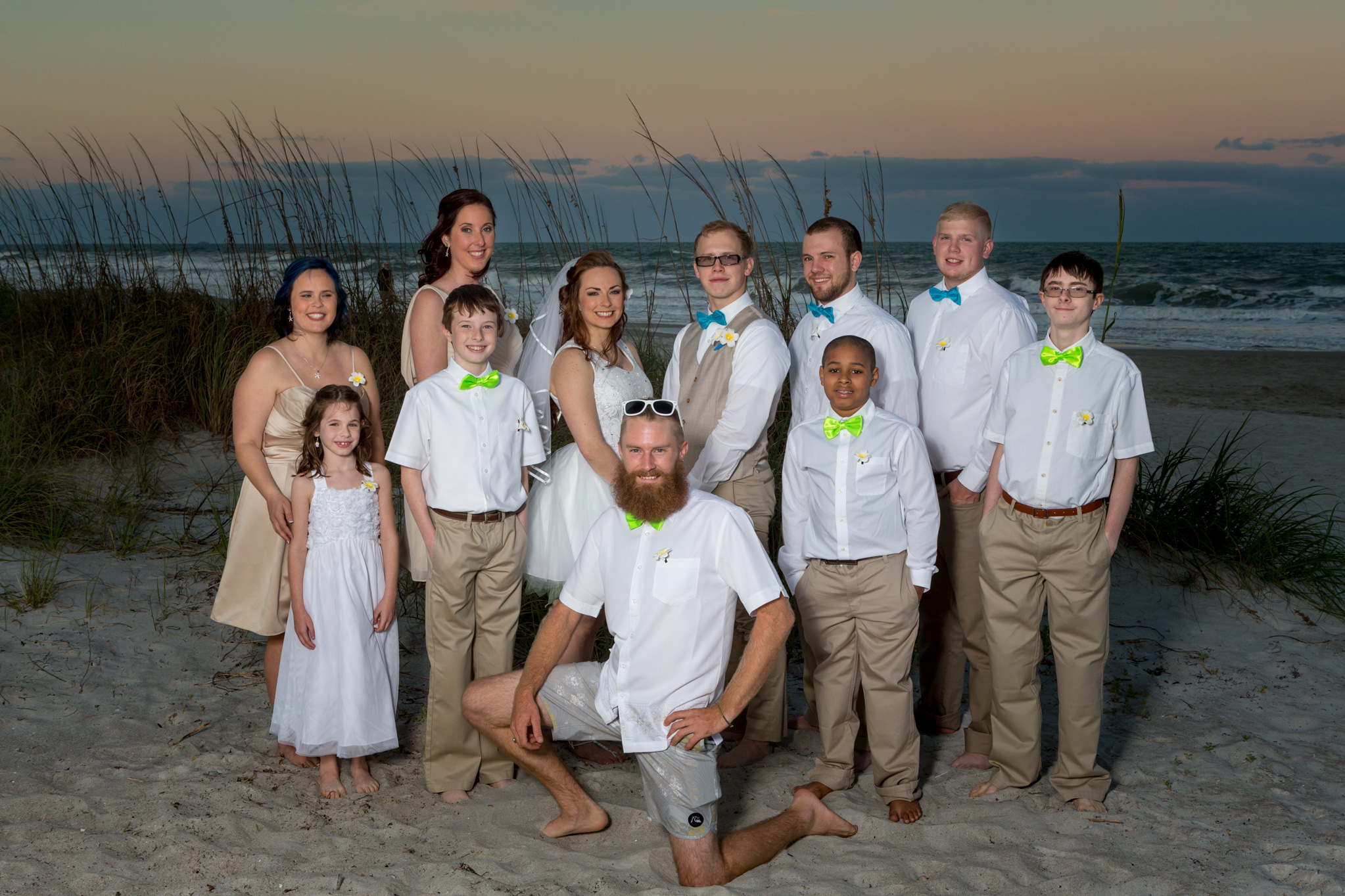 beach_wedding_bridal_party_formal_photography