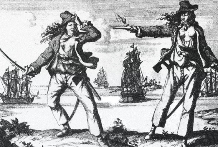 Episode 7: Grace O'Malley, The Pirate Queen of Ireland