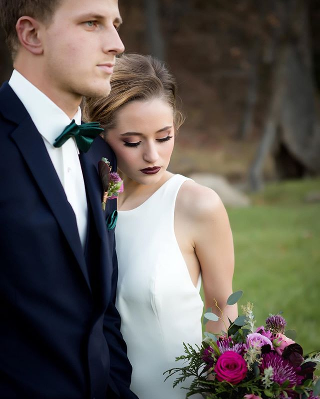 It's finally feeling like fall! Bring on the fall weddings. Can you believe it's already almost October? ⠀⠀⠀⠀⠀⠀⠀⠀⠀ Just a heads up- dates are filling fast for 2020. Head to our website to reserve your date! ⠀⠀⠀⠀⠀⠀⠀⠀⠀ #mua #weddingmakeup #beauty #bridetobe #makeupaddict #kansascity #kcwedding #makeup #weddingphotography #maccosmetics #makeupartist #kc #weddingdress #photography #makeuptutorial #weddingday #weddings #beautiful #kcwedding #kansascitywedding #missouri #love #wedding #hair #bridal #bridalhair #weddinginspiration #bridalmakeup #bride #weddinghair