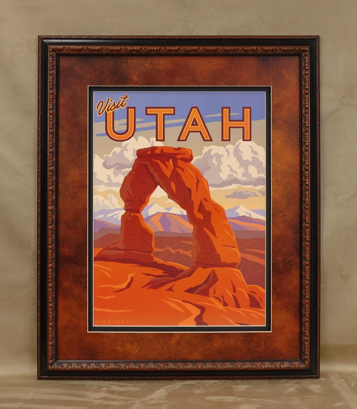 Utah poster framed.jpg