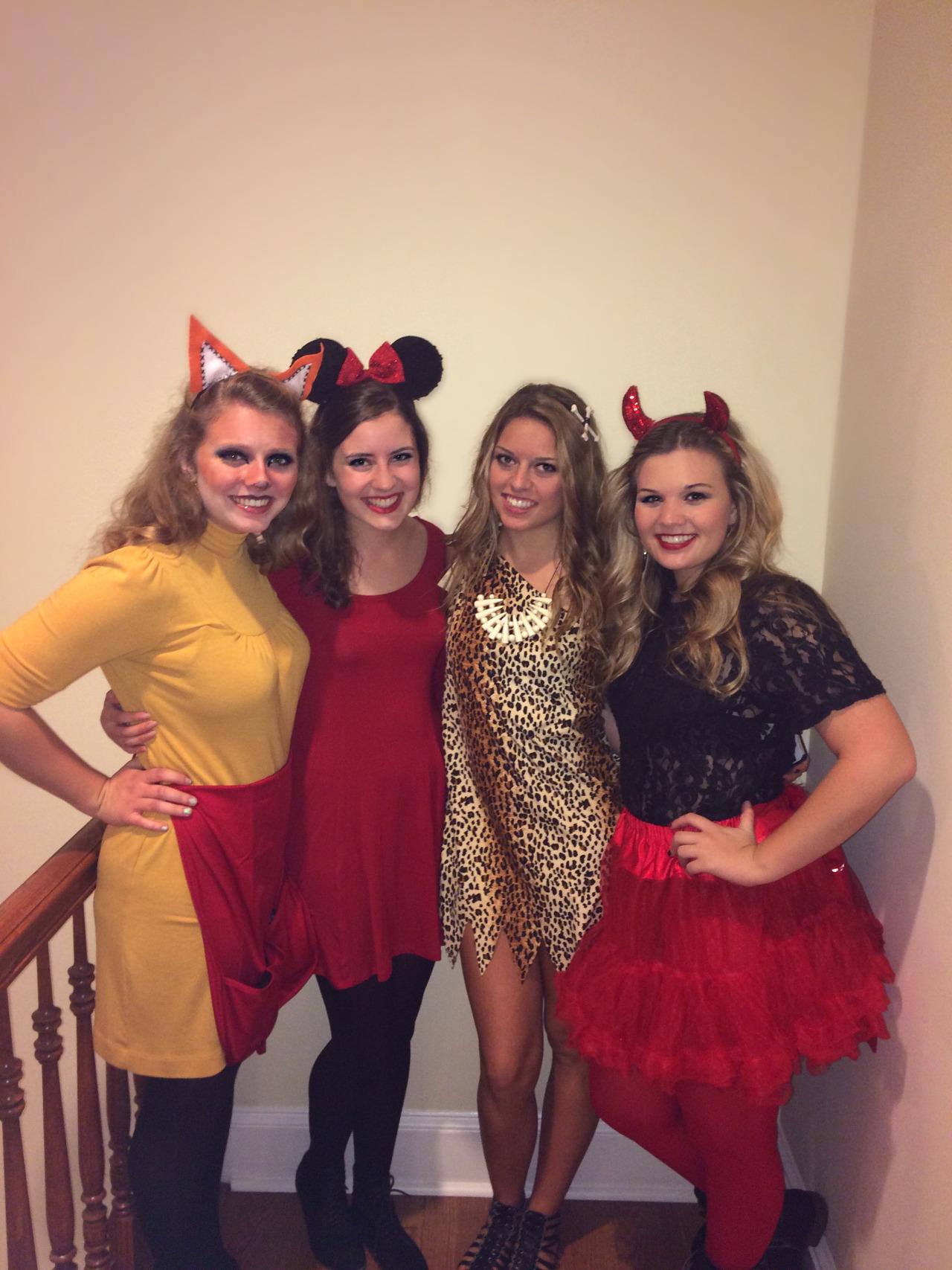 Halloween festivities!