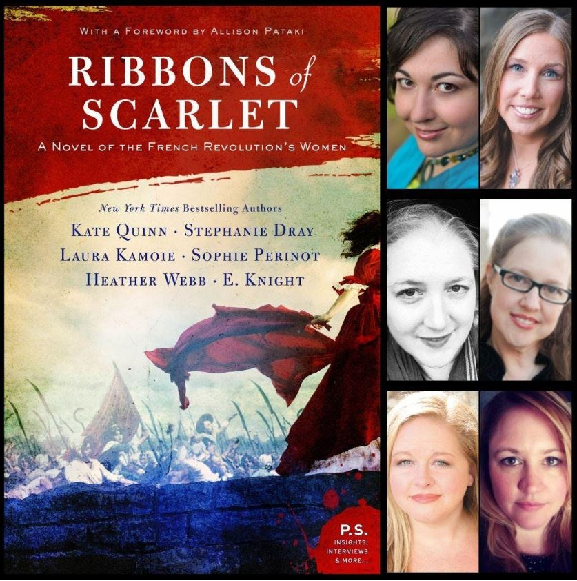 ribbons of scarlet and authors.JPG