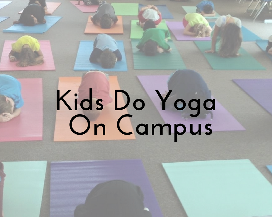 enriching opportunities... - I can teach the teachers. I can teach the kids. You choose!Kids Do Yoga On Campus™ in many ways! Choose the options below that are right for your school, then contact me to discuss details and request a proposal.Yoga classes taught by me can be part of your school day (usually paid for by school/PTO) or as part of your after school enrichment program (usually paid for by students directly). Trainings and staff development workshops are available for teachers and all school staff. Training workshops are the most budget friendly and empowering option for schools as they liberate you to lead your own classes indefinitely and incorporate yoga into your unique school in the ways that fit best.☀ MAGAREESHI AFTER SCHOOL™:To bring the KDY On Campus™ After School Program to your classes, simply contact me and we will set it all up based on your school's desires, needs, schedule and availability. I can bring yoga mats/props or support your school in purchasing your own. I bring all supplies and materials needed for yoga classes. After school yoga classes are taught in sessions. Students opt in and pay for sessions in full during the registration period. Typically these are mixed level/age classes taught on a weekly basis for $8 per student, per class, with a minimum of 10 kids registered for each session, but can be customized to suit your students best. Drop-ins are welcome at $10 per class. I am somewhat flexible on pricing for this program so as to make yoga available to low income families so please communicate with me if that is a concern!☀ MAGAREESHI AT SCHOOL™:When hired to work as part of an entire school's enrichment programming, I lead regularly occurring yoga classes for every classroom/grade level. Scheduling yoga classes is determined based on each school's needs and availability.The price for 30 minute school day classes is $35 per class. Typically I come to a school once monthly and rotate through each class -or- students rotate to 