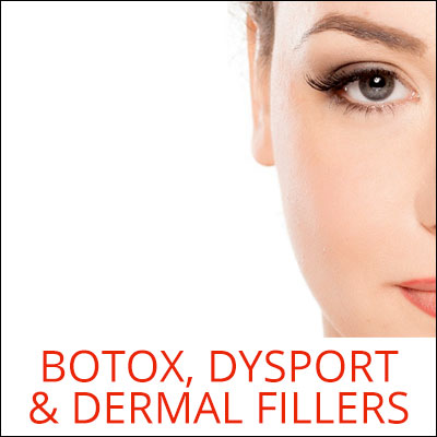 Botox® Injection, Dysport® Injection & Dermal Fillers