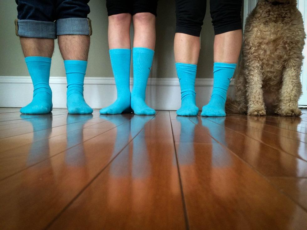 Me The Blue Feet Foundation