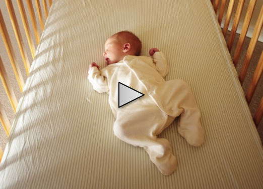 click image for Safe Infant Sleep videos