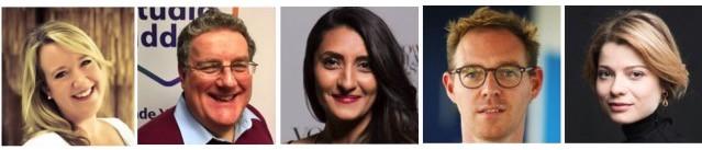 Alison Norrington (storycentral) , Peter Caddock (Studio Liddell), Resh Sidhu (Framestore), Phil Stuart (Preloaded) , Svetlana Dragayeva (Fountain Digital)