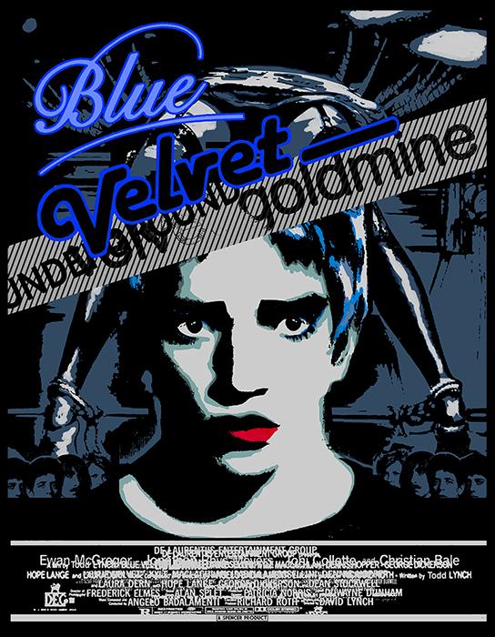 BLUE VELVET (UNDERGROUND) GOLDMINE
