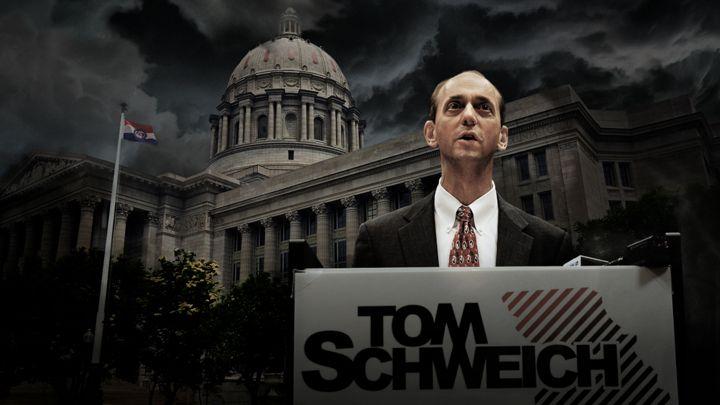 Former Missouri auditor and gubernatorial candidate Tom Schweich.  Rolling Stone  .