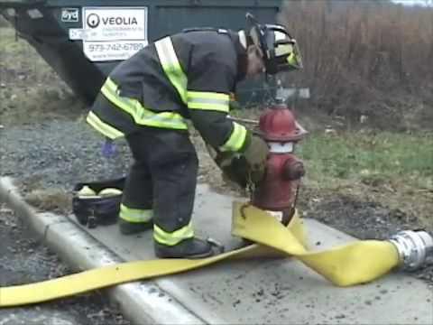 Fire Hydrant Training