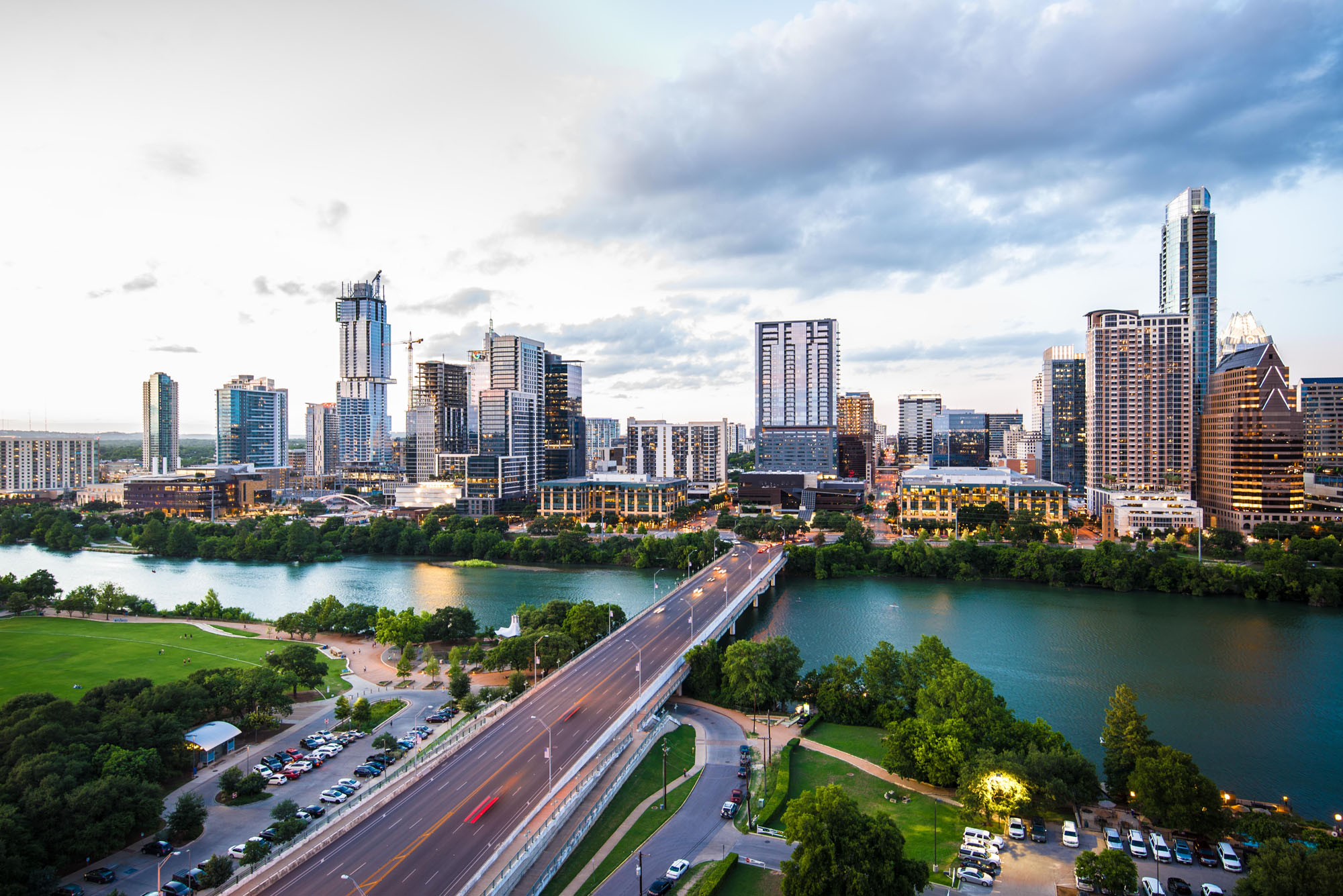 city skyline | Mandy Ellis | food and travel writer in Austin.jpg