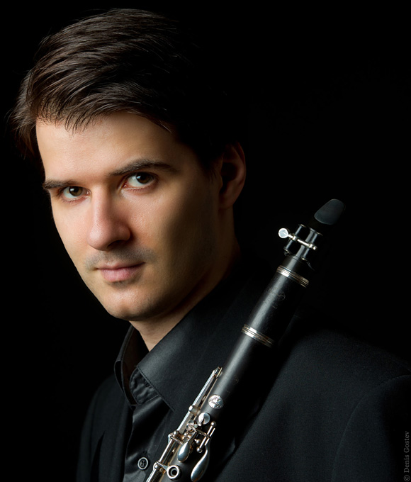Maksim Shtrykov, woodwinds (clarinet, saxophone, flute, recorder) - Artist Faculty:Concertant Classics Music StudioPlay With a Pro-Online Music Lessons