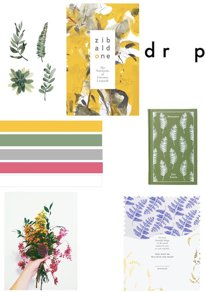 LHdesign_daisy_leaf_moodboard_branding_design