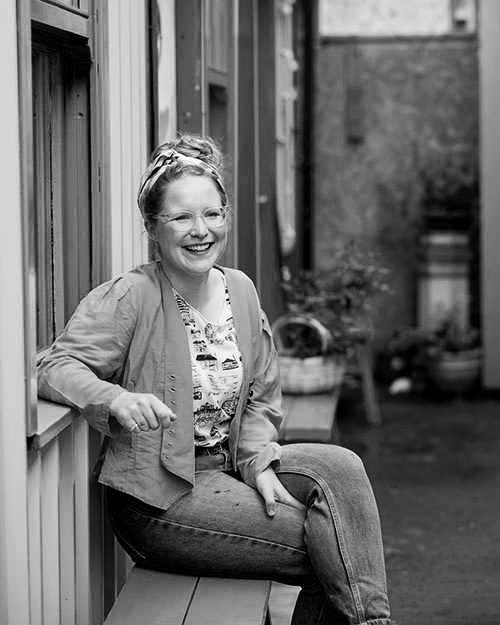 Libby Walker // Designer and Shop Owner - I felt I had achieved my business goals but not the balanced life within that business. Lots of 'shoulds' ringing in my ears with guilt of taking time off. I listened to the One Girl Band podcast and heard Lola say, 'just do nothing today, thats ok' then heard she moved to Glasgow. That the business coach I wanted!I discovered that most of the time, its just myself that is creating those 'shoulds'. I feel strong now in seeing the opportunities that are real for me and not for others. I have made space in the business I created, now running it rather than vice versa. I'm now working 3-4 days a week rather than guiltily working all the time. The time off is feeding creativity and vitality back into the business. I also learnt that simply opening the door to my shop is pushing and building my business forward. With that perspective, I saw how much I do every day that builds my business. Before I'd just say what I wasn't doing.It's so great to get perspective on the way you are working within a business. Simply talking to a like-minded person gives you that. Never mind the great things she suggests. As simple as take a regular lunch break. It's nice having someone enforce that on you with an understanding of burnout- it's not a push push push go go go approach, it won't push you over the edge. However, you will have a great wee cheerleader every step of the way.