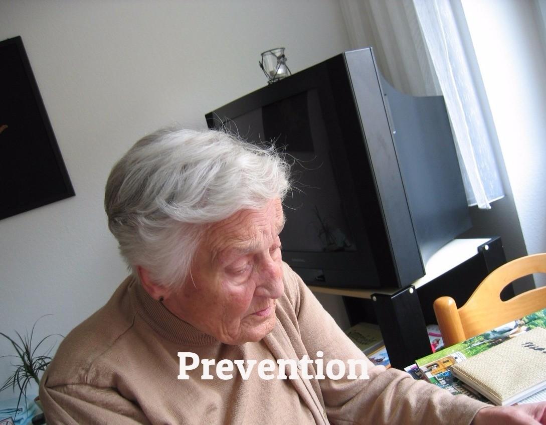 Prevention of Elder Abuse