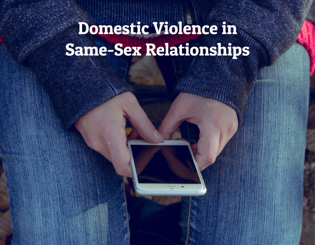 Abuse in same sex LGBTQ relationships