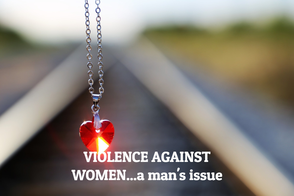 VAW - A Man's Issue