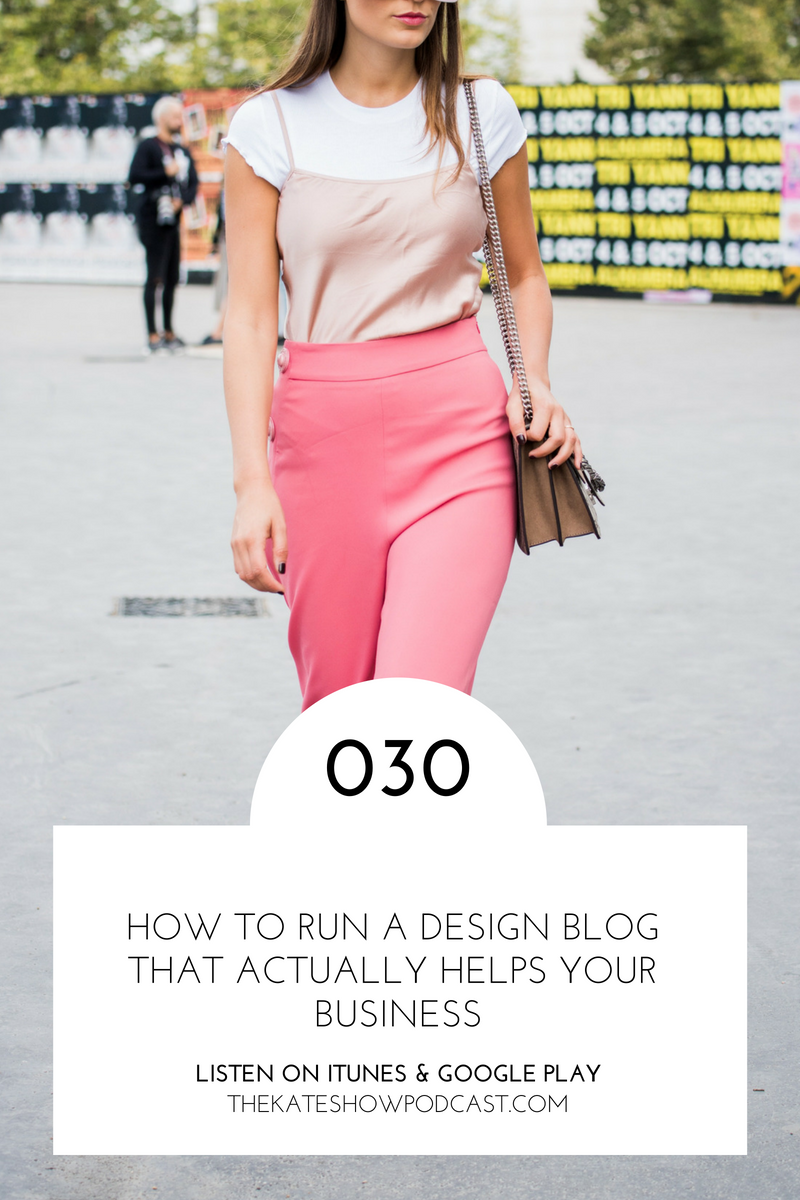 How to Run a Design Blog that Actually Helps Your Business