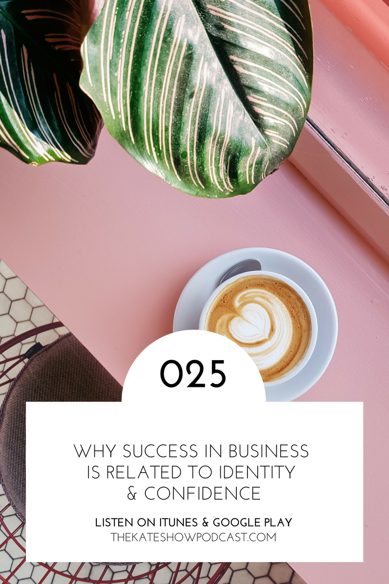 Why Success in Business is Related to Identity & Confidence