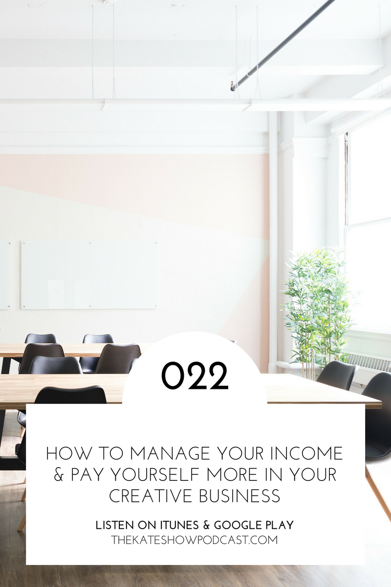 How to Manage Your Income & Pay Yourself More an an Interior Designer