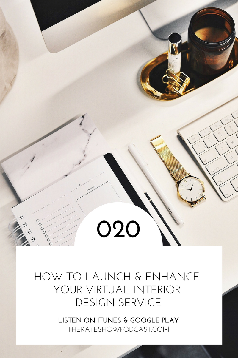 How to Launch & Enhance Your Virtual Interior Design Service