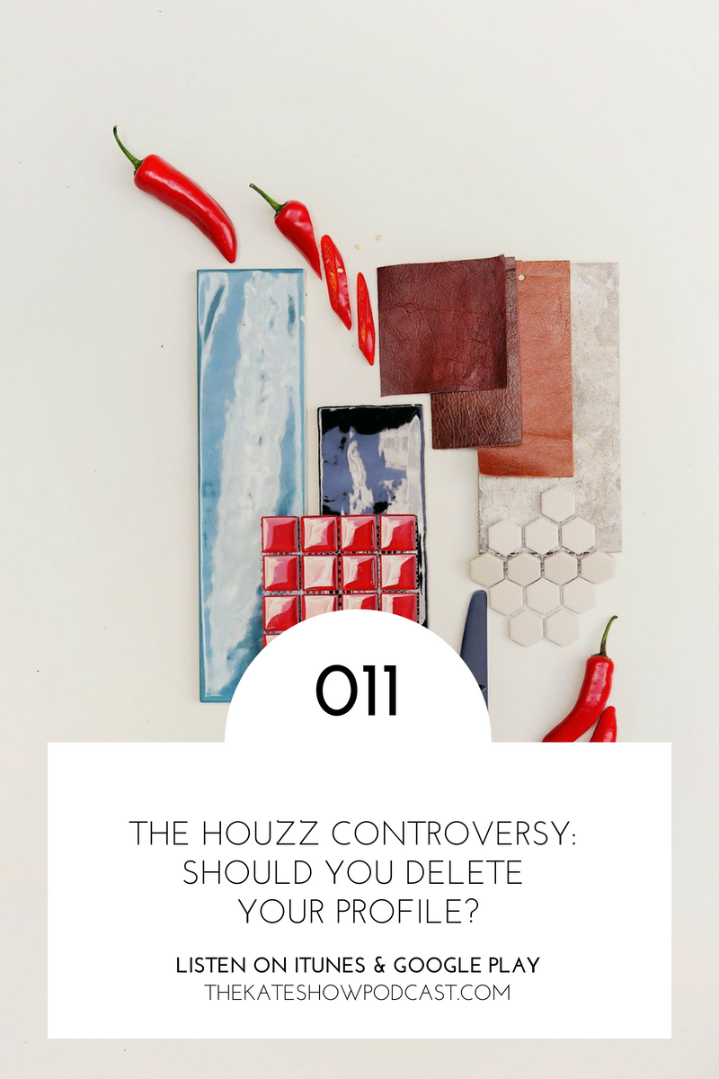 Houzz Controversy: Should You Delete Your Profile?