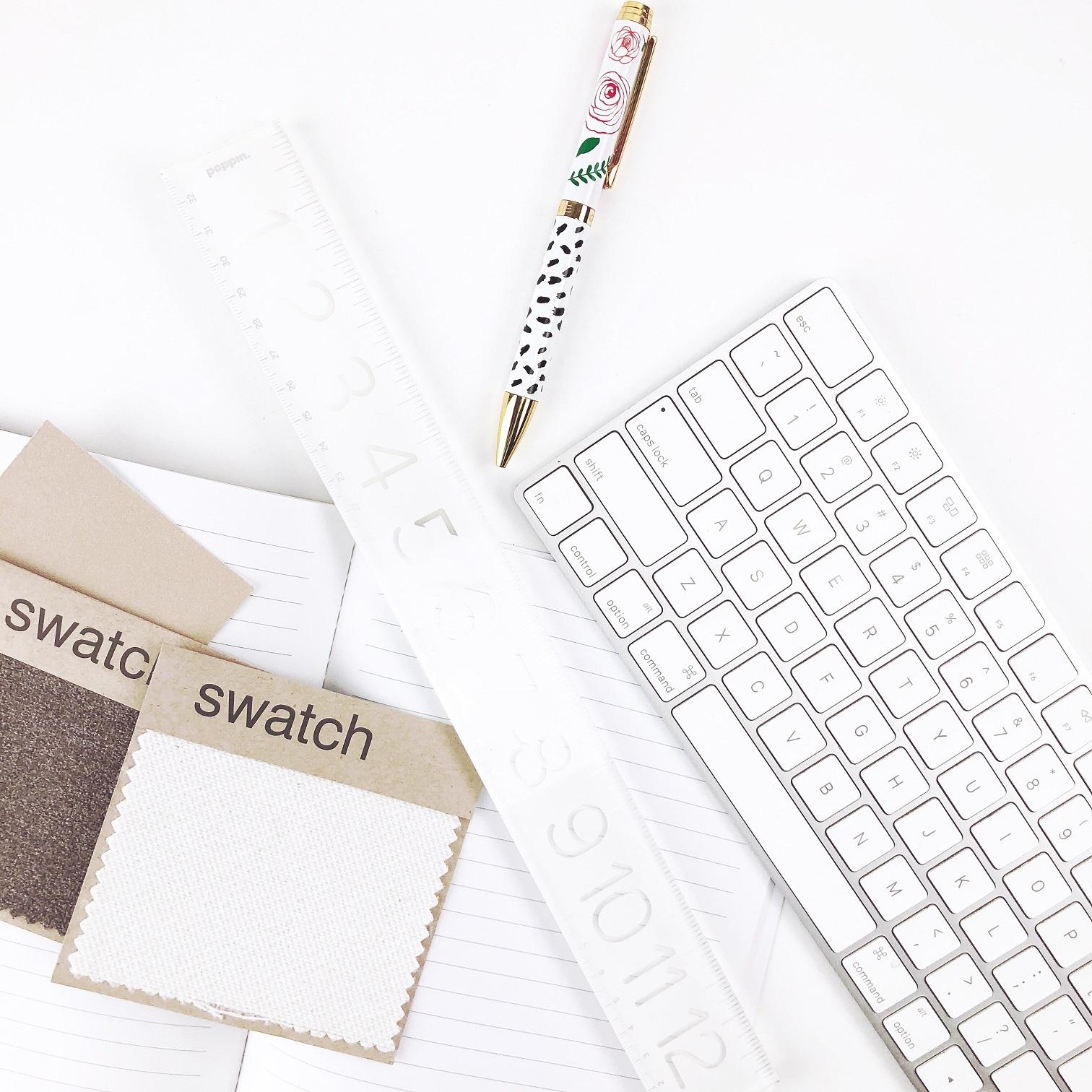 interior design home staging window workroom marketing blogging tools