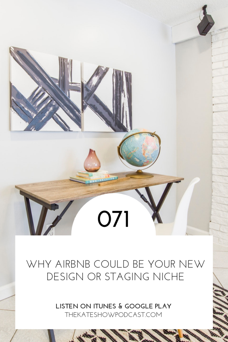 Why Airbnb Could Be Your New Interior Design Or Home Staging Niche Kate The Socialite