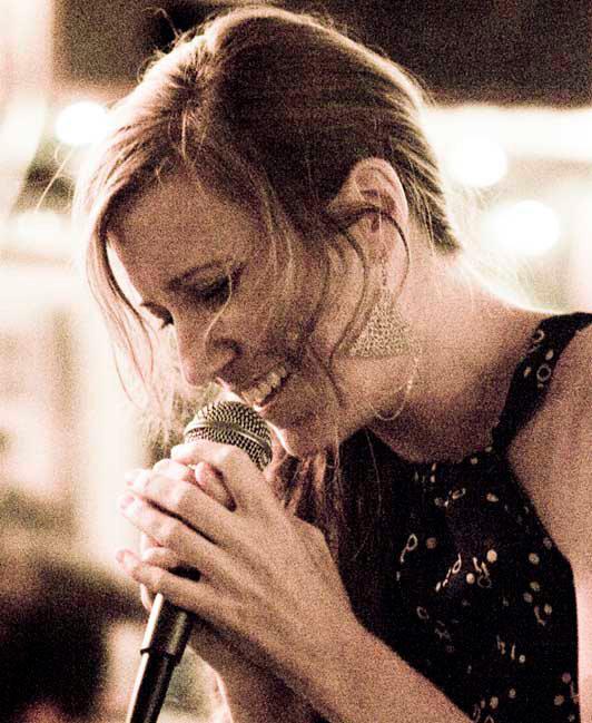 Nerissa Campbell Live at 55 Bar, NYC