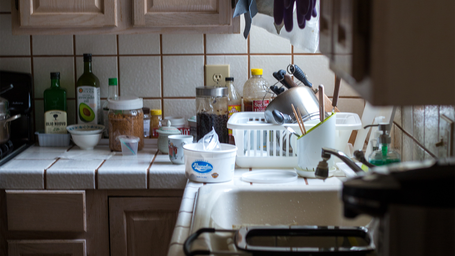 """Why the kitchen? - Cooking can be overwhelming and complicated for disabled people. It is safe to say that everyone wants to eat great food and maybe even make it with the best kitchen products. Unfortunately, most """"accessible"""" kitchen tools fail to understand their disabled users and therefore make cooking a daunting task."""