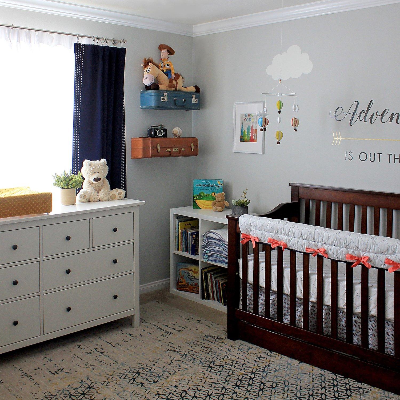 Nurseries Shana Cunningham Designs