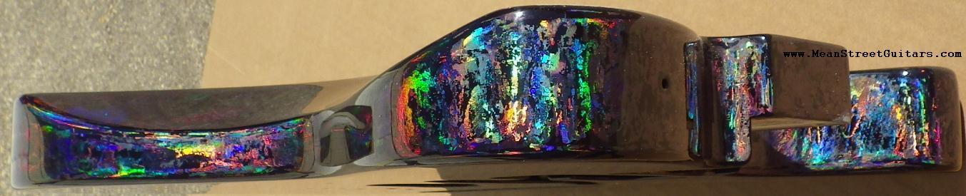 Mean Street Black Fusion Holoflash Telecaster Andrea C pic 13.JPG