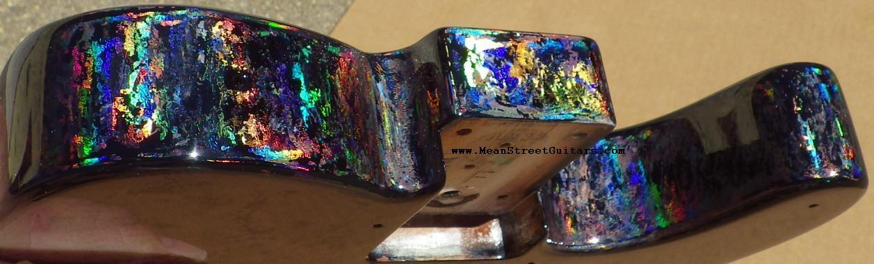 Mean Street Black Fusion Holoflash Telecaster Andrea C pic 14.JPG