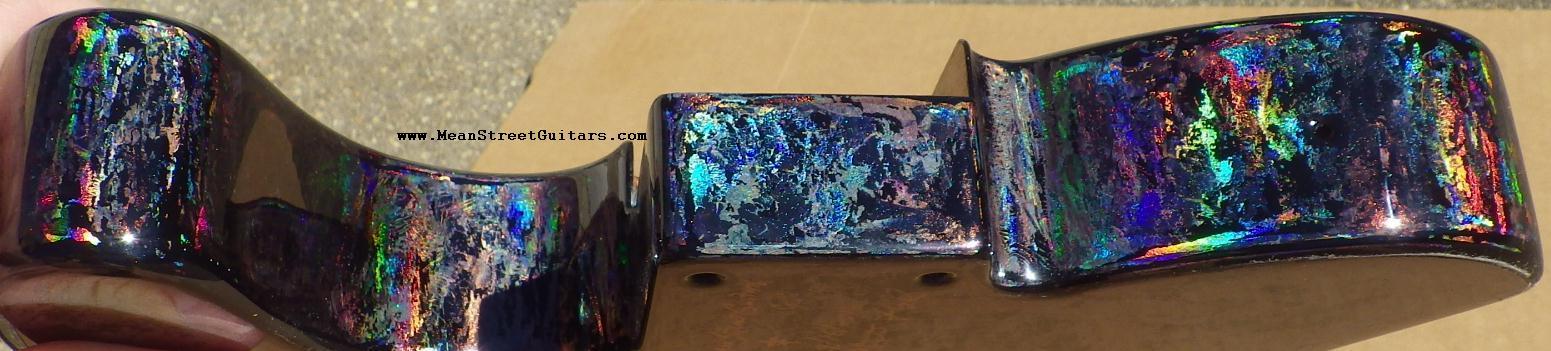 Mean Street Black Fusion Holoflash Telecaster Andrea C pic 15.JPG