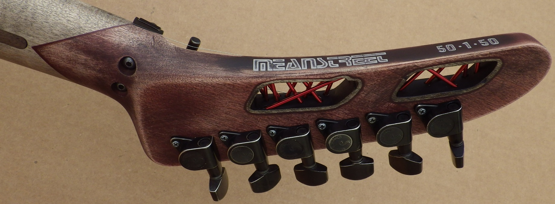 Mean Street Guitars Industrial 50 1 50 Pipeline 01 maroon pic 7.jpg